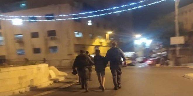 Israeli occupation forces arrest 8 Palestinians in al-Aqsa Mosque