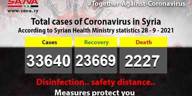 Health Ministry: 317 new coronavirus cases recorded, 12 pass away