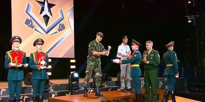 La Syrie remporte la médaille de bronze en boxe au championnat du monde militaire