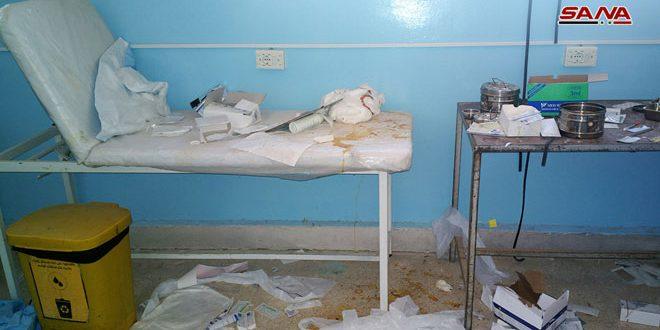בית חולים ותרופות שחלקן מתוצרת ישראל נמצאו בסרידי הטרוריסטים בפריפריה הדרומית של קוניטרה