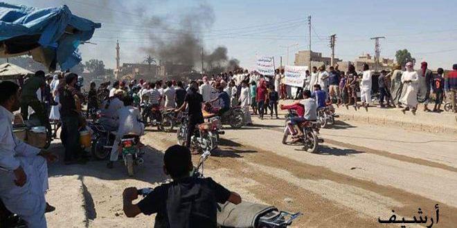 מיליציה קסד חטפה עשרות אזרחים מכפרי פרבר אל-רקה המזרחי