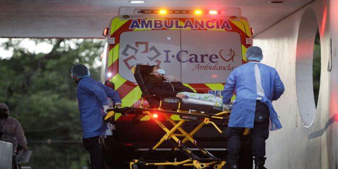 מקסיקו: 12 אלף בני אדם אובחנו כמאומתים לקורונה ביממה