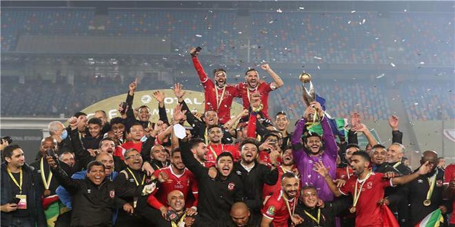 الأهلي يهزم الزمالك ويحرز لقب دوري أبطال إفريقيا