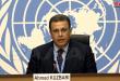 الكزبري: الجولة الرابعة للجنة مناقشة الدستور ناقشت المبادئ الوطنية وعودة اللاجئين