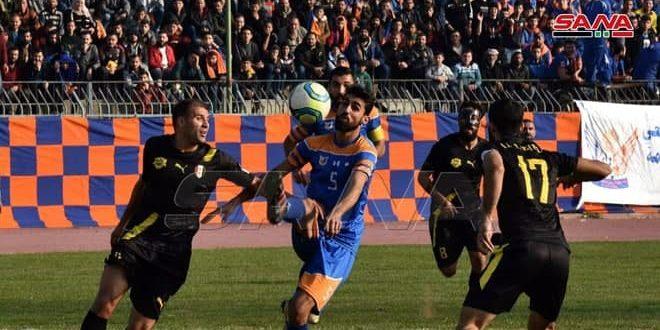 الكرامة يواصل الصدارة.. والجيش يفوز على الوحدة في قمة الجولة السادسة من الدوري الممتاز لكرة القدم