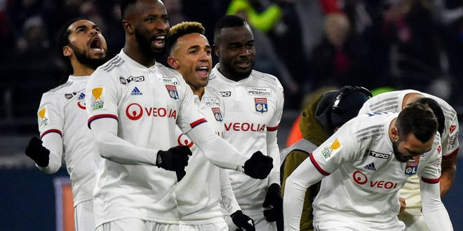 ميتز يفوز على أولمبيك ليون في الدوري الفرنسي