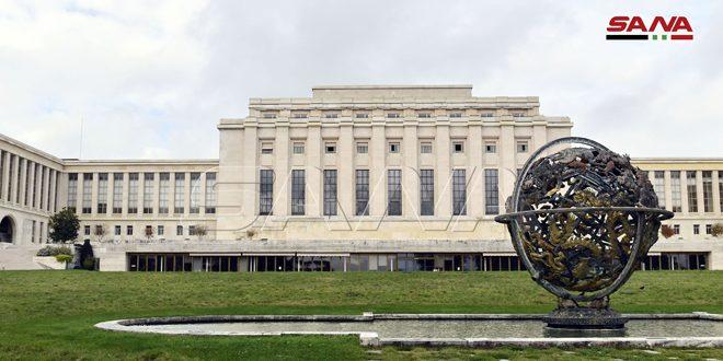 بدء الجولة الخامسة من اجتماعات لجنة مناقشة الدستور في جنيف