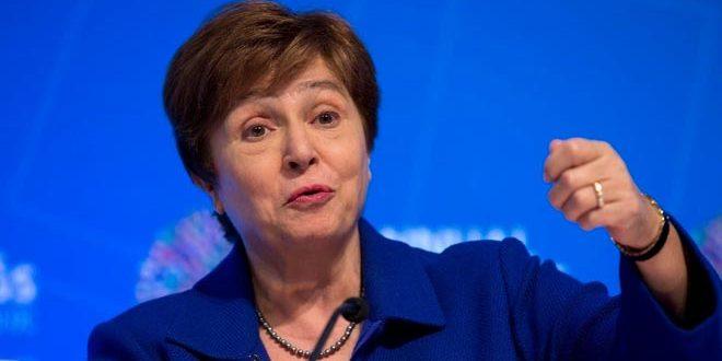 مديرة صندوق النقد الدولي: جائحة كورونا زادت معاناة الدول الفقيرة