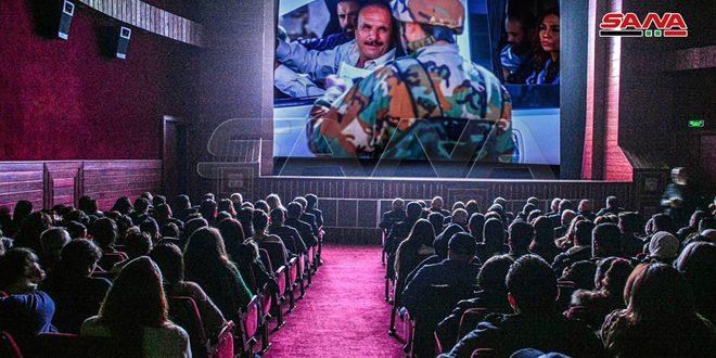 إقبال كبير مع بدء العروض الجماهيرية لفيلم (لآخر العمر) في اللاذقية