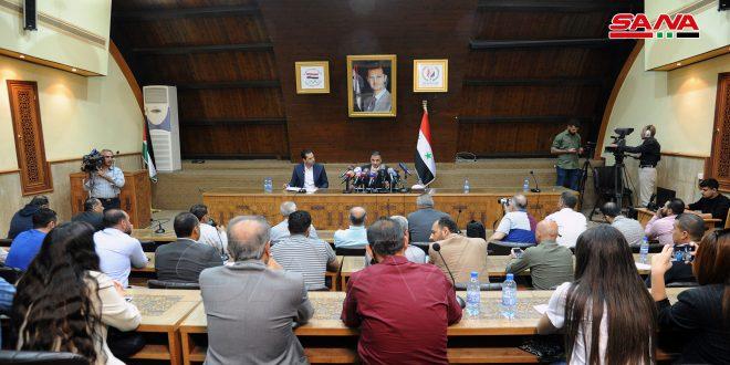 معلا: لجنة للتحقيق في الأخطاء بعمل اتحاد كرة القدم المستقيل