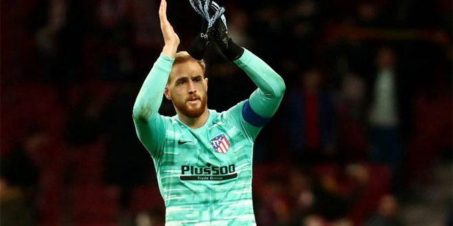 السلوفيني أوبلاك يحقق رقما تاريخيا مع اتلتيكو مدريد