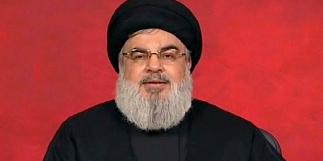 Nasrallah: Sochi agreement on Idleb step towards political solution to crisis in Syria