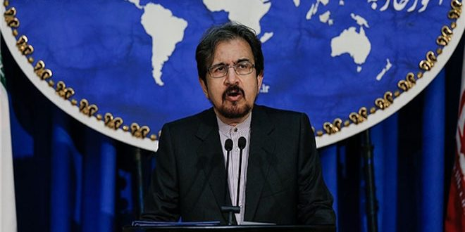 Tehran: Iranian presence in Syria is only advisory