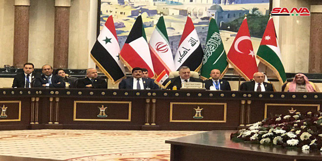 Sabbagh: Golan is Syrian land… Syrian people determined to defeat terrorism