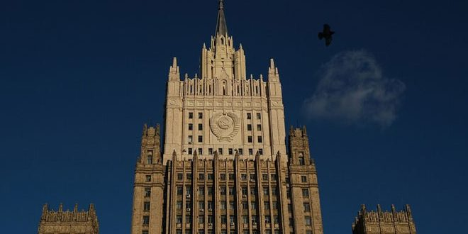 Russia condemns Israeli missile strikes on Syria, as a violation of international law