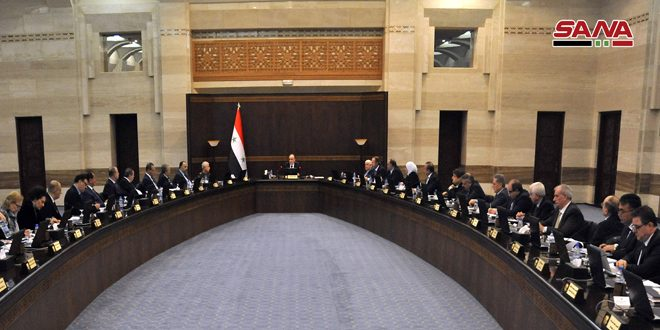 Cabinet grants Syrian Trading advance of SYP one billion for marketing and procuring olive oil