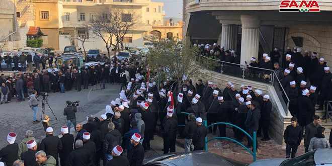 People of occupied Syrian Golan more adhered to motherland, Syrian identity