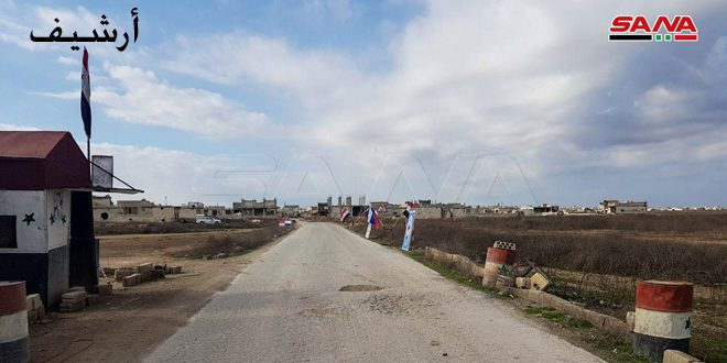 Terrorists continue preventing civilians from leaving through corridors in Idleb and Aleppo countryside for 8th day