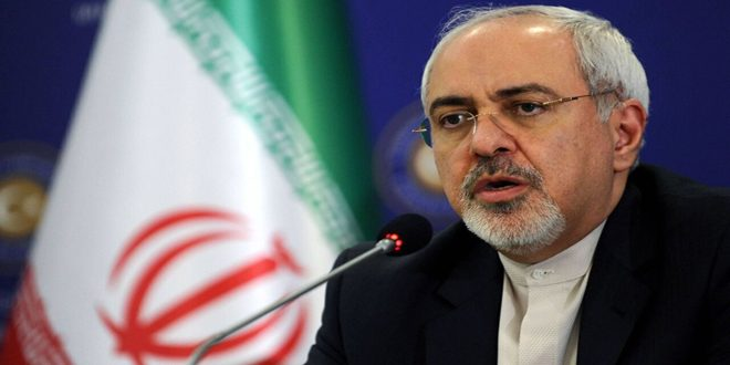 Zarif slams International silence towards Washington's unilateral behavior