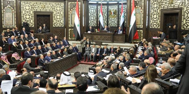 Khamis at People's Assembly: Decisions to regulate Syrian Pound exchange rate coming soon