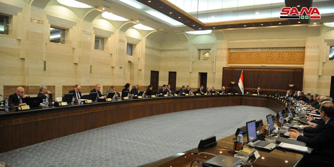 Cabinet approves plan for providing subsidized essential supplies for citizens
