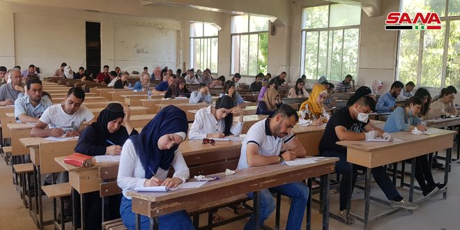 After suspension of a two and half months , universities reopened