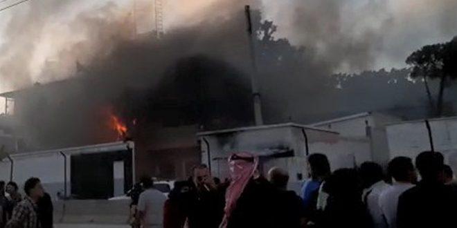 5 civilians martyred due to infighting among Turkey's mercenaries in Efrin