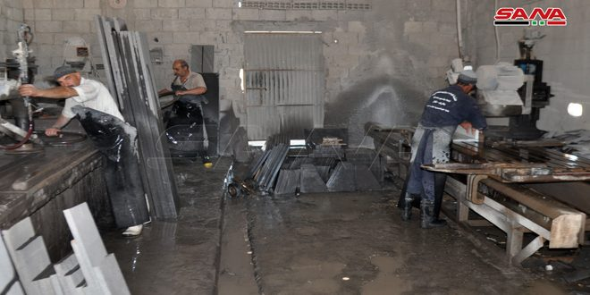16 new craft and industrial facilities enter labor market in Sweida in first half of 2020
