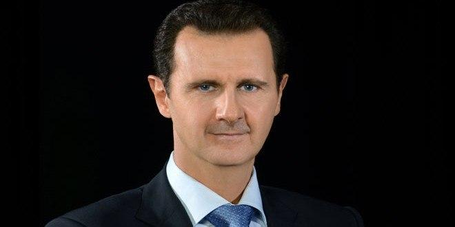 President al-Assad instructs Education Ministry to study possibility of holding additional round of exams for high school students