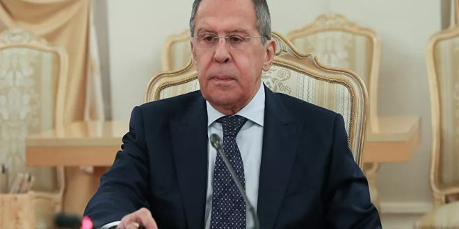 Lavrov, Pompeo discuss situations in Syria, Libya