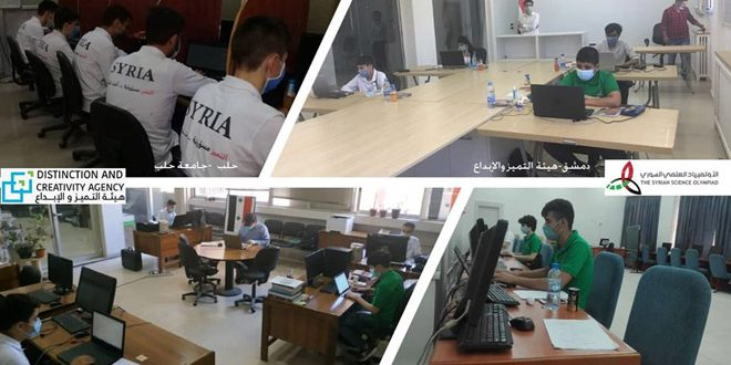 Syria participates in the Asia-Pacific Informatics Olympiad