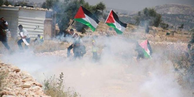 A woman martyred, dozens of Palestinians injured during Israeli occupation attacks on Jenin