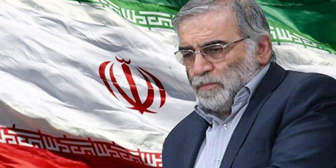 Iranian nuclear scientist assassinated near Tehran