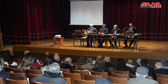 First conference on translation and education issues between Russian and Arabic languages launches in Damascus