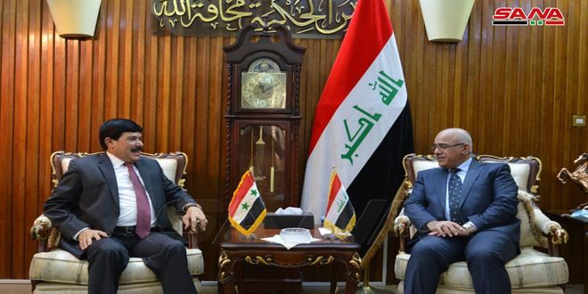 Syrian, Iraqi talks to develop academic bilateral relations