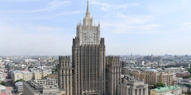 Russia calls on EU to remove economic, coercive measures imposed on Syria