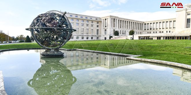Committee of Discussing Constitution continues 5th round meetings in Geneva