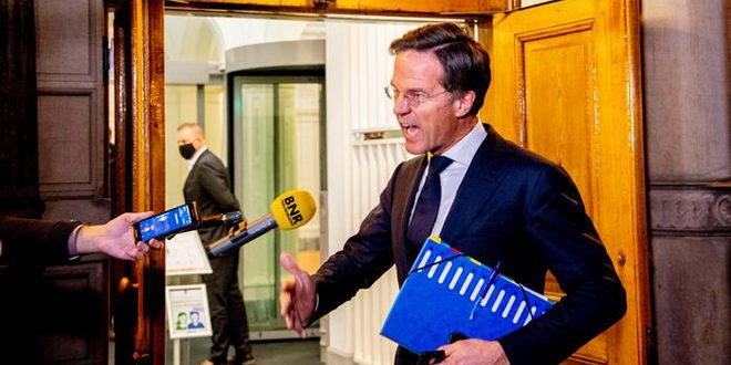 From support of terrorism to fraud… Dutch Rutte government resigns