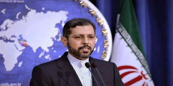 Iranian Foreign Ministry: US aggression on areas in Deir Ezzor blatant violation of  Syria's sovereignty and territorial integrity