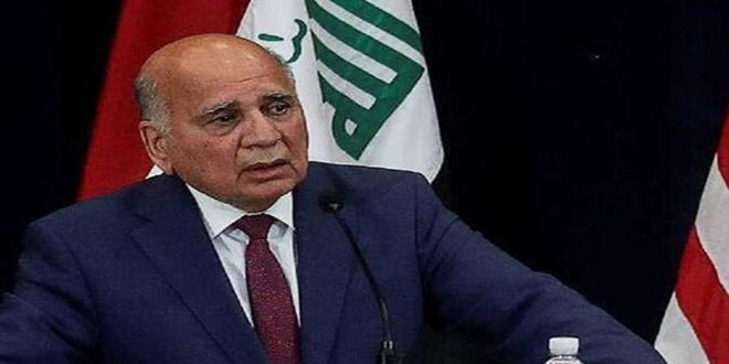 Iraqi Foreign Minister: Iraq supports establishment of zones free of nuclear weapons throughout the world
