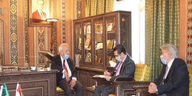 Reestablishment of the Syrian-Brazilian Businessmen Council discussed