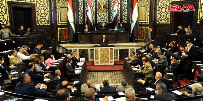 People's Assembly condemns terrorist bombing in Damascus