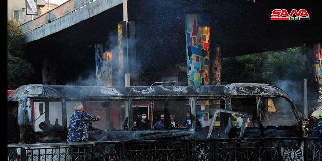 Syrian community in Czech: terrorist bombing is evidence on  bankruptcy of terrorist organizations
