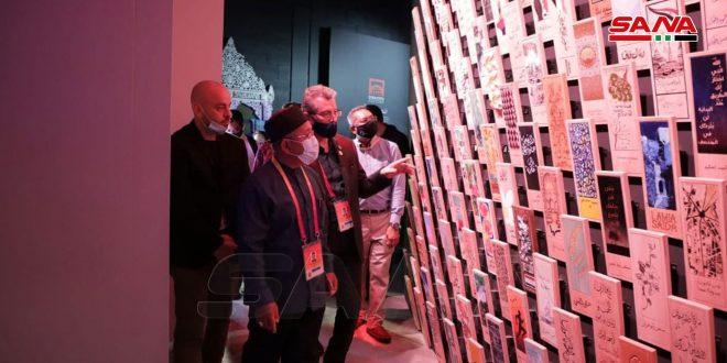 "Senior Malaysian delegation visits Syrian pavilion at ""Expo Dubai"""