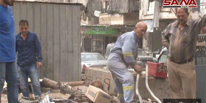 Más de un millardo de libras sirias es el volumen de los proyectos de la Empresa General Eléctrica de Alepo