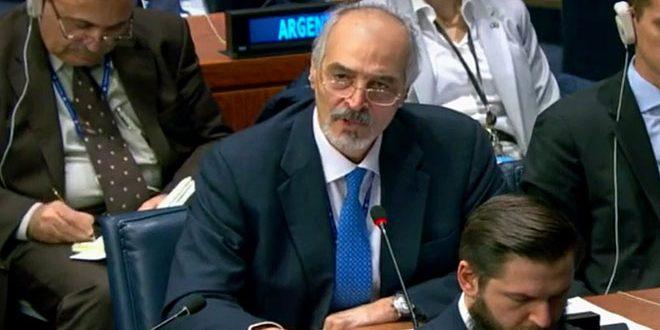 Declaración del Jaafari en la aprobación del proyecto de resolución sobre el Golán sirio ocupado