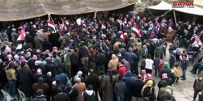 """Las tribus de Deir Ezzor piden reconstruir los puentes destruidos por acción del terrorismo de la """"Coalición Internacional"""""""