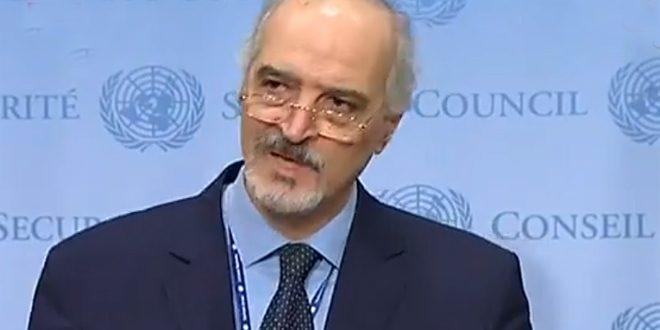 Jaafari: Declaraciones de Trump no cambiarán el hecho que el Golán ocupado es un territorio sirio