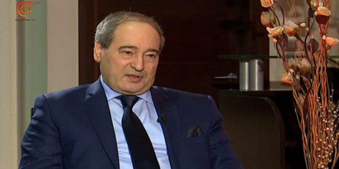 Mekdad: la recuperación del Golán es prioridad para Siria