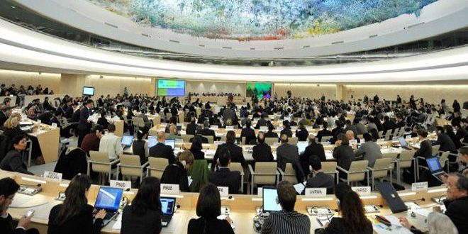 El CDH aprueba nueva resolución que condena las violaciones israelíes en el Golán sirio ocupado